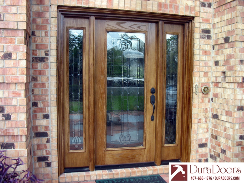 Woodgrain Plastpro Door With Odl Classic Style Legacy