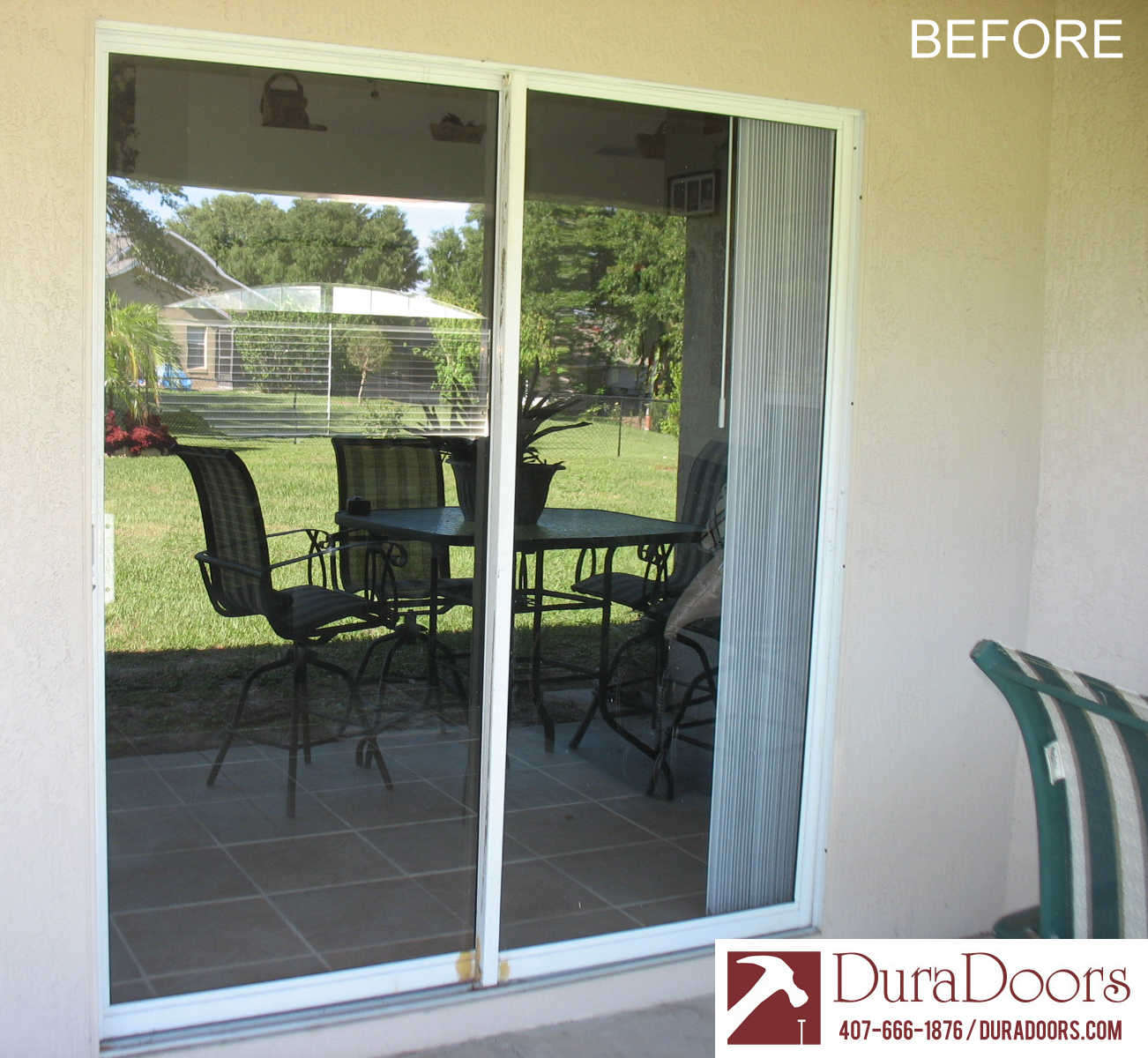 htm on doors for raised installation instructions door between blinds addon odl add glass sidelights frame